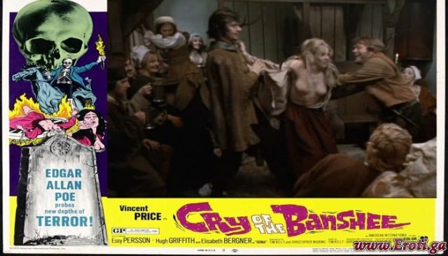Cry of the Banshee (1970) watch Directors Cut