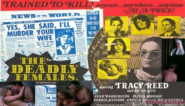 The Deadly Females (1976) watch online