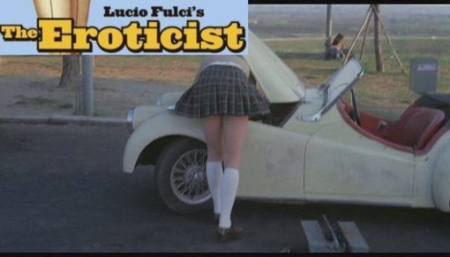 The Eroticist (1972) watch online