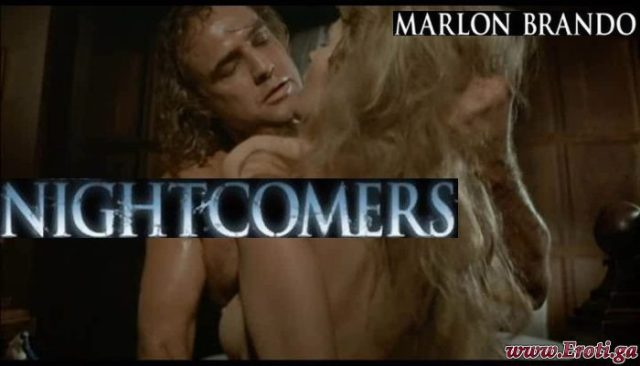 The Nightcomers (1971) watch Marlon Brando's Rare Movie