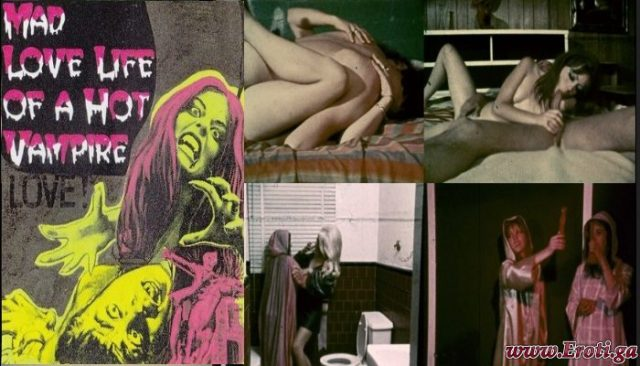 Mad Love Life of a Hot Vampire (1971) Download