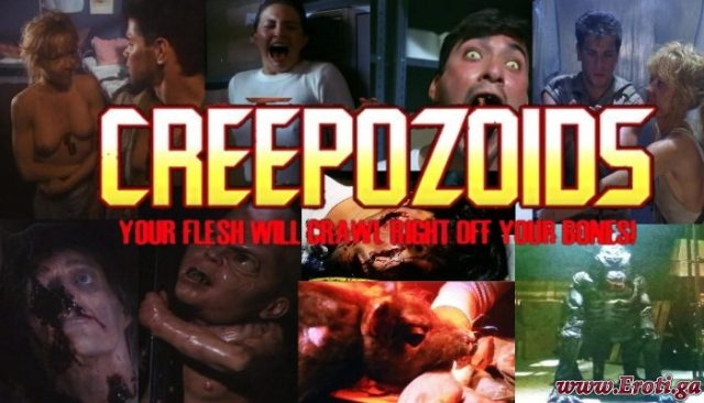 Creepozoids (1987) watch uncut