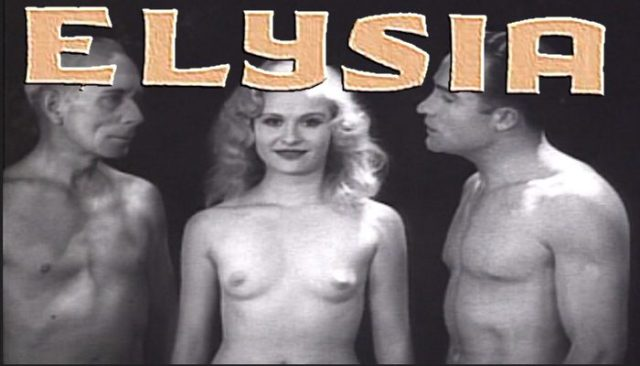 Elysia Valley of the Nude (1934) watch online