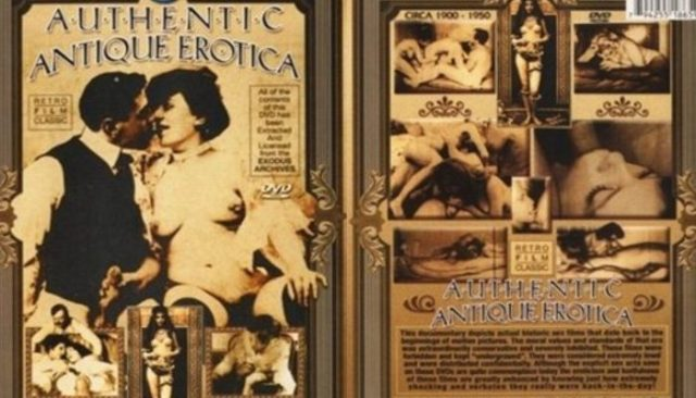 Authentic Antique Erotica (1940-60's) watch online