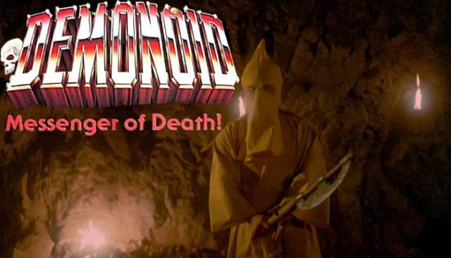 Demonoid: Messenger of Death (1981) watch uncut