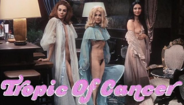 Tropic of Cancer (1970) watch online