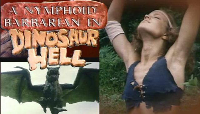 A Nymphoid Barbarian in Dinosaur Hell (1990) watch online