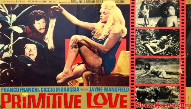 Primitive Love (1964) watch online