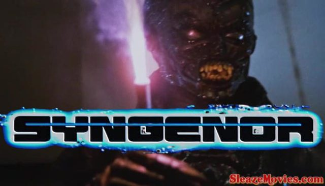Syngenor (1990) watch uncut