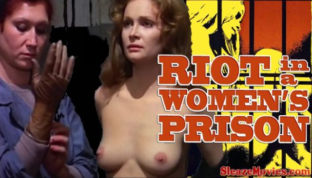 Riot in a Women's Prison (1974) watch uncut