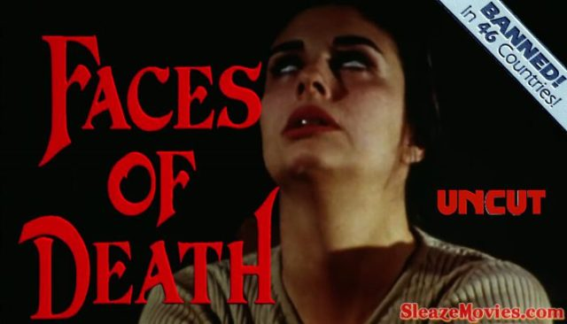 Faces of Death (1978) watch uncut