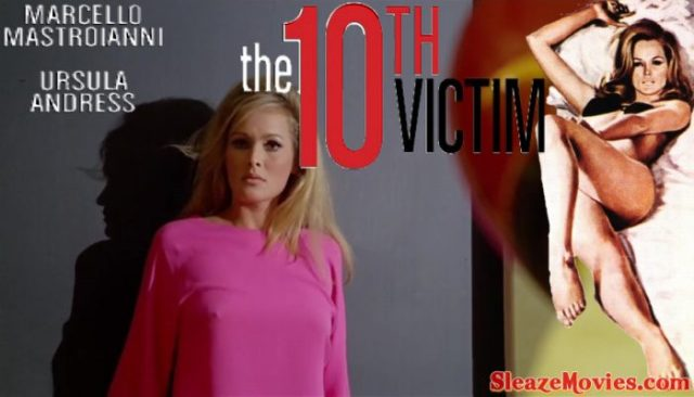 The 10th Victim (1965) watch online