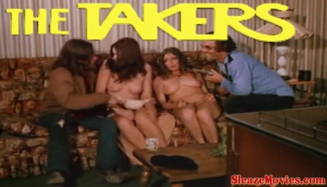 The Takers (1971) watch online