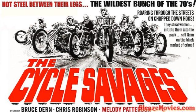 The Cycle Savages (1969) watch uncut