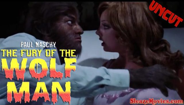 Fury of the Wolfman (1972) watch uncut & extended