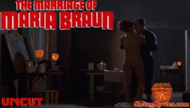 The Marriage Of Maria Braun (1979) watch uncut