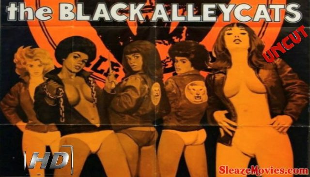 The Black Alley Cats (1973) watch uncut