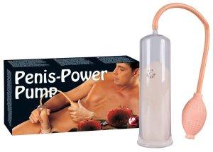 Vakuum Penis Pumpe für steile Erektionen