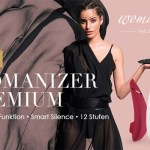 Der Womanizer Premium im Orion Sex-Shop