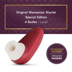 ORION Luxus-Adventskalender 2020 mit original Womanizer