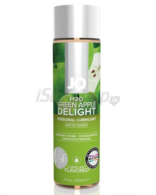 Eroticmania JO H2O Green Apple 120 ml