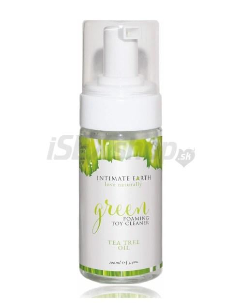 Eroticmania Intimate Earth Green Tea Toycleaner 100 ml
