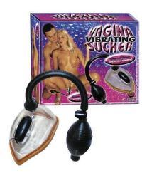 Vagina sucker vibro