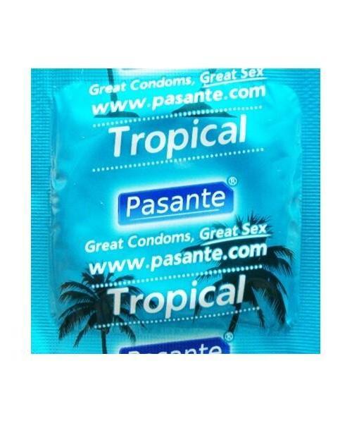 Pasante kondómy Tropical - 1 ks
