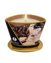 SHUNGA - masážna sviečka s vôňou opojnej čokolády 170 ml