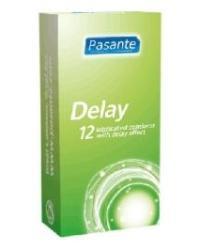 Pasante kondómy Delay 12 ks