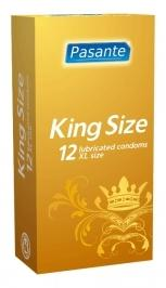 Pasante kondómy King Size 60 mm - 12 ks