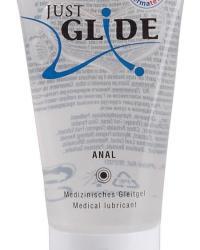 Just Glide Análny lubrikačný gél 200 ml