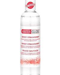 Waterglide Lubrikačný gél 300 ml - jahody