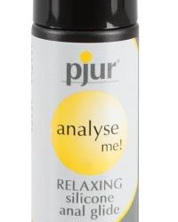 Pjur Analyse Me! Relaxing Anal Glide silikónový lubrikant 30 ml