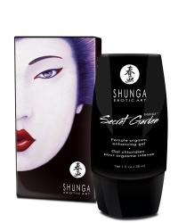 Shunga Secret Garden Stimulačný gél 30 ml