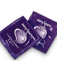 MoreAmore kondóm Thin Skin 1 ks
