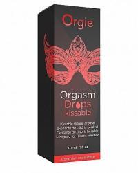 Orgie Orgasm Stimulační esence na klitoris Kissable 30 ml