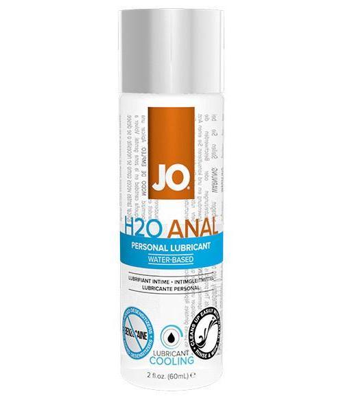 JO H2O Chladivý análny lubrikačný gél 60 ml