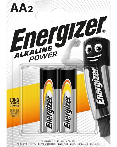 Energizer Alkaline Power - Tužkové batérie AA/2ks
