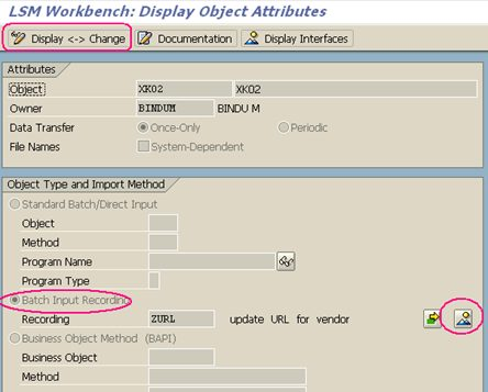 SAP LSMW Hands on – Step by Step Instructions