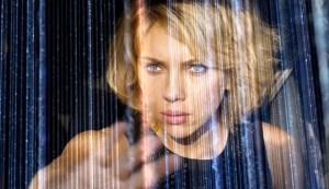 Lucy protagonista dell'omonimo film di Luc Besson