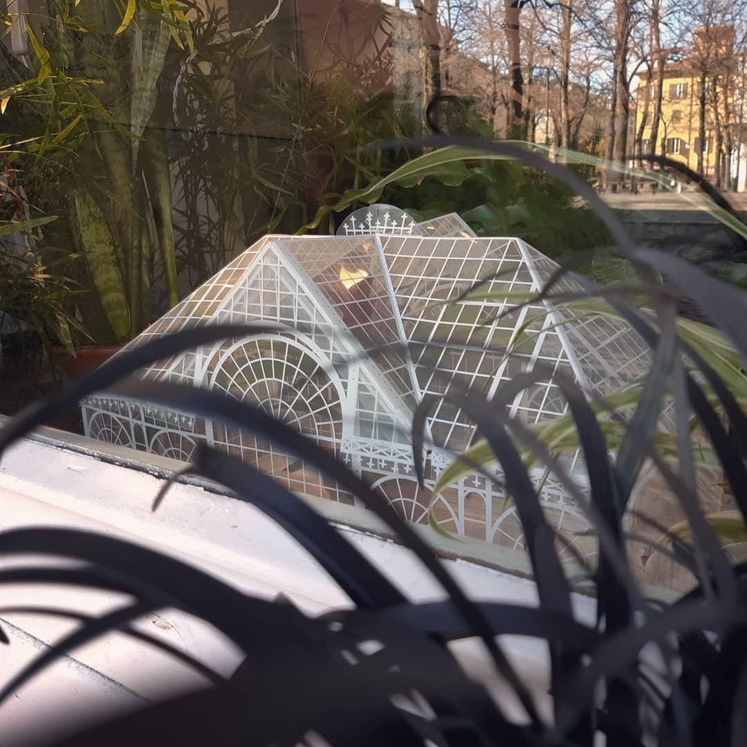 mini greenhouse - mini serre - talee, piante e semine indoor - R nel bosco