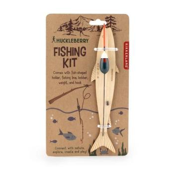 kit da pesca - huckleberry fishing kit - R nel bosco