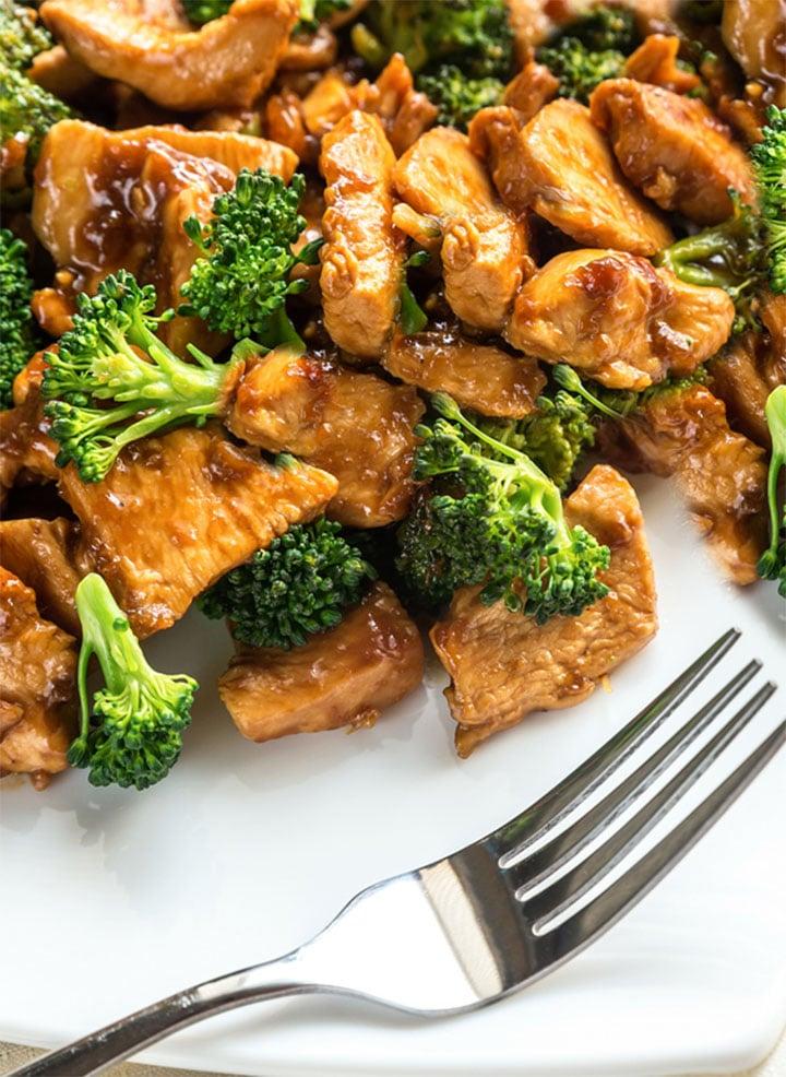 Chinese Chicken and Broccoli | Erren's Kitchen