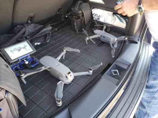 DJI Drones Preflight