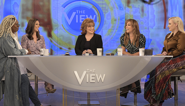 ABC's 'The View' Continues Strong Gains