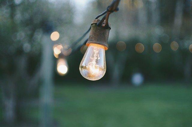 Glücklich werden - Dinge in anderem Licht sehen