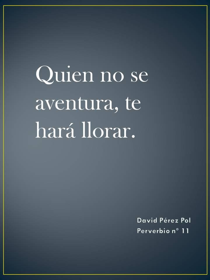 Preverbio nº 11
