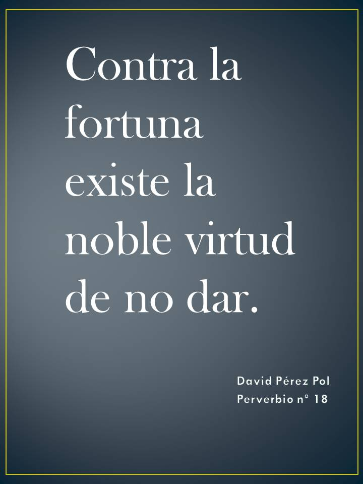 Preverbio nº 18