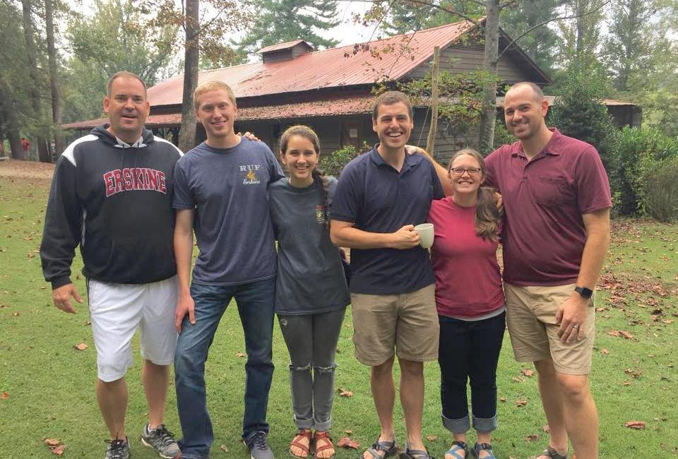 Flourishing Campus Ministry Offers Fellowship And More